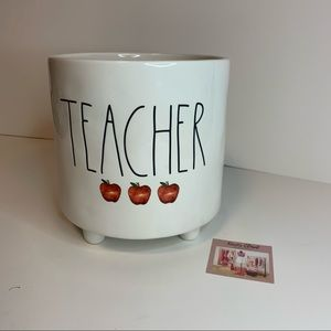 Rae Dunn by Magenta TEACHER Planter